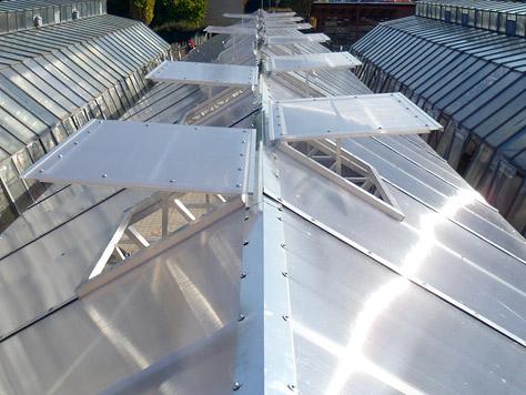 Profesionální skleníky Hladík