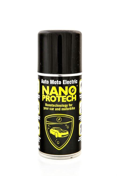 Izolační sprej Nanoprotech Auto Moto Electric