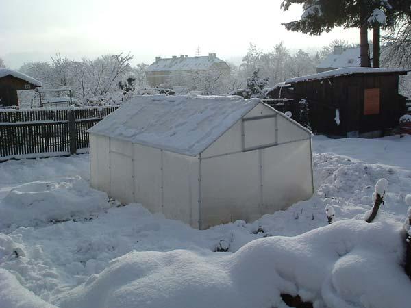 Jak se starat o skleník v létě i v zimě
